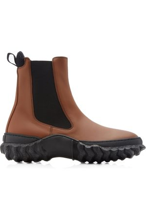 Marni Women's Leather Chelsea Boots