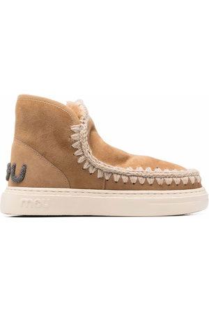 Mou Women Boots - Logo Eskimo boots