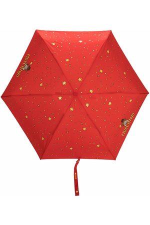 Moschino Umbrellas - Logo-print umbrella