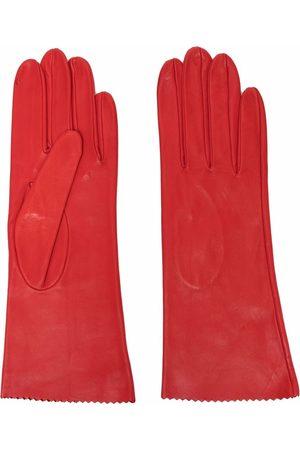 Manokhi Slip-on leather gloves
