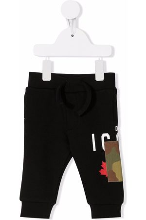Dsquared2 Camouflage-patch track pants