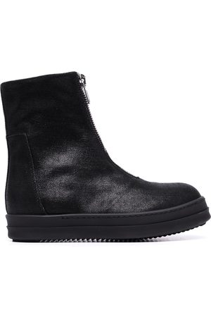 Rick Owens Zipped ankle boots