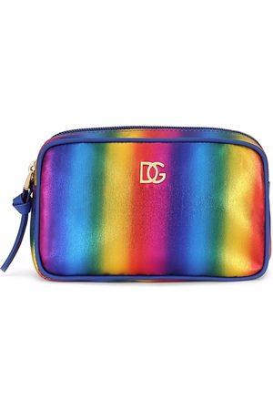 Dolce & Gabbana Rainbow stripe belt bag
