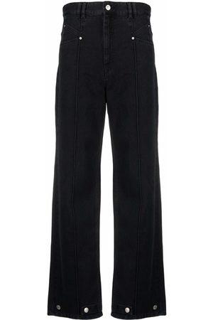 Isabel Marant Women Tapered - Darlezi high-rise jeans