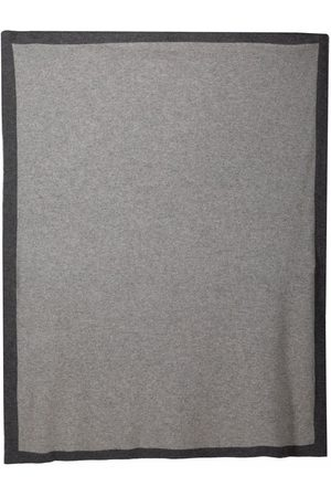 SIOLA Scarves - Two-tone cashmere blanket