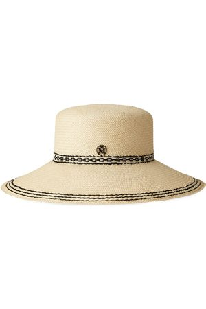 Le Mont St Michel New Kendall straw hat
