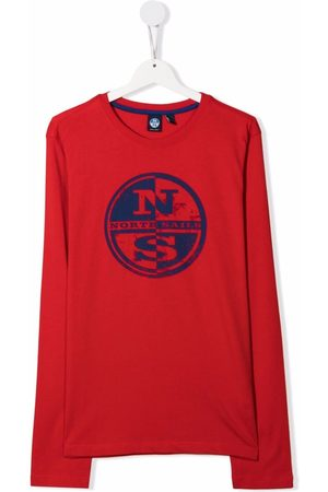 North Sails Logo-print T-shirt