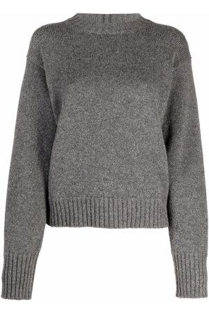 Jil Sander Women Jumpers - Cashmere-blend knitted jumper