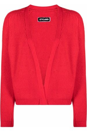 Styland Open-front cardigan