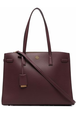 Tory Burch Walker leather tote bag