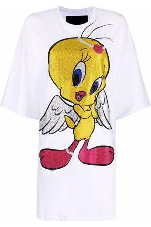 Philipp Plein Looney Tunes T-shirt dress