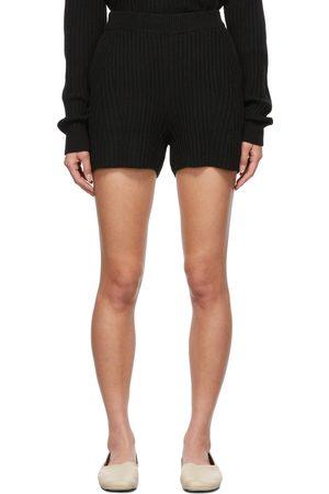 rag & bone Rib Knit Maxine Shorts