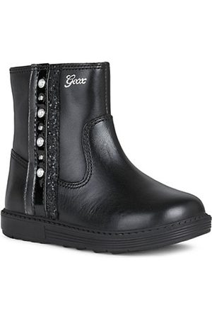 Geox Baby Boots - Baby Girl's Hynde Leather Boots