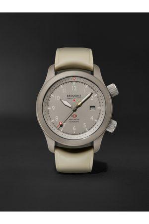Bremont MB Savanna Automatic Chronometer 43mm Titanium and Rubber Watch