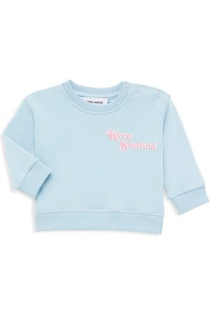 "Maison Labiche Little Girl's & Girl's ""Keep Smiling"" Sweatshirt"