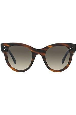 Céline 48MM Rectangular Sunglasses