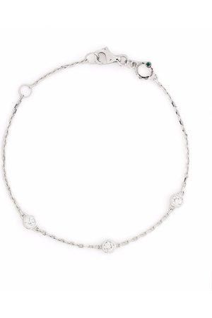 Courbet Women Bracelets - 18kt white gold Origine 3 set patterns laboratory-grown diamond bracelet