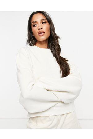 adidas Originals Essentials sweatshirt in oatmeal
