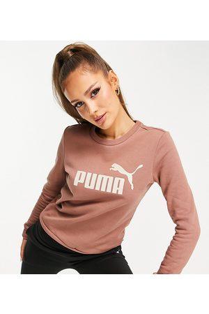 Puma Essentials logo sweatshirt in