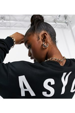 AsYou Women Sweatshirts - Back logo sweat in