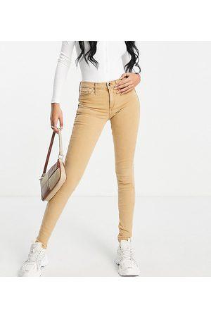 River Island Tall Women Skinny - Sculpt bum skinny jeans in -Neutral