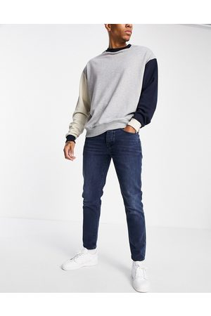 Selected Homme Slim tapered jeans in