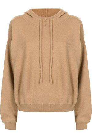 Loulou Studio Women Hoodies - Fine-knit hoodie