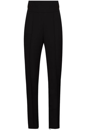 ALEXANDRE VAUTHIER High-waisted wool trousers