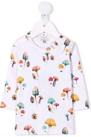 Paul Smith Mushroom print T-shirt