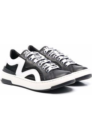 Msgm Low-top lace-up trainers