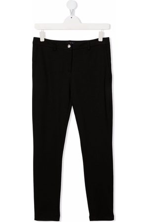 Dondup TEEN high-rise skinny jeans