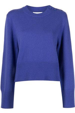 Equipment Rosanna buttoned jumper