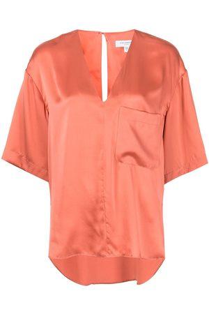 Equipment Akilah silk blouse