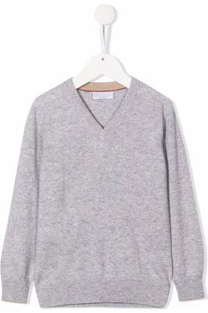 Brunello Cucinelli Fine-knit cashmere jumper