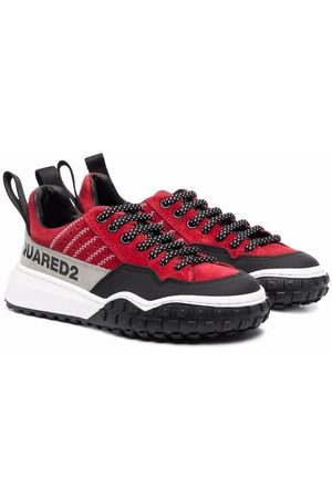 Dsquared2 Colour-block chunky sneakers