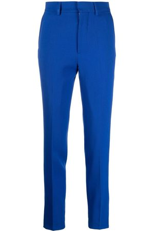 Ami Women Skinny Pants - High-waisted slim-fit trousers