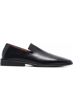 MARSÈLL Lamiera square-toe loafers