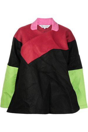Comme des Garçons Oversized pullover jacket