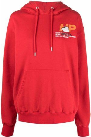 Heron Preston Logo-print hoodie