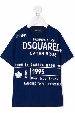 Dsquared2 Logo lettering T-shirt
