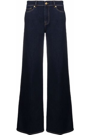 7 for all Mankind Women Bootcut & Flares - Wide-leg flared jeans