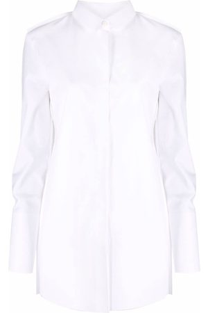OFF-WHITE POPEL FRENCH SEAMED SHIRT NO COLOR