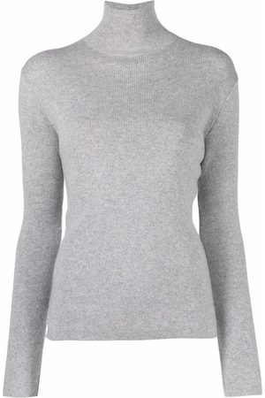 COLOMBO High-neck cashmere jumper