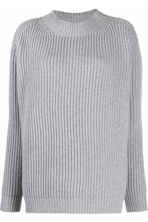 The Andamane Ribbed-knit wool-cashmere jumper
