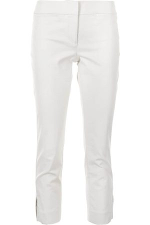 Céline Women Pants - Pre-owned cropped straight-leg trousers