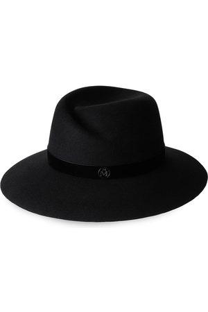 Le Mont St Michel Women Hats - Virginie wool felt fedora