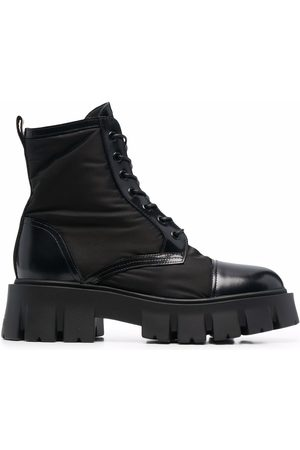 Premiata Lace-up chunky-sole boots
