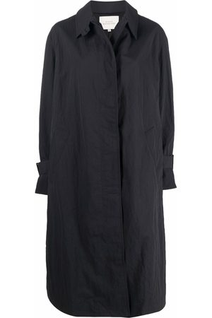 STUDIO NICHOLSON Women Long Sleeve - Long-sleeve single-breasted coat
