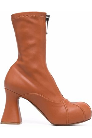 Stella McCartney Duck City stretch ankle boots