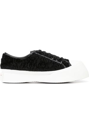 Marni Women Sneakers - Chunky-sole lace-up sneakers